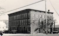 The Levensaler Block, Thomaston, ca. 1945