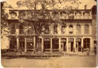 Stimpson Block, Thomaston, ca. 1880