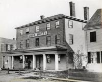 Knox Hotel, Thomaston, ca. 1871