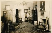 Parlor, Deering Mansion, Saco, 1937