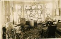 Deering Mansion interior, Saco, 1937