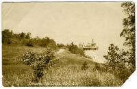 North Lubec Ferry Landing, North Lubec, ca. 1920
