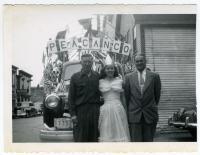 Sardine Queen Susie Knight, Lubec, 1950