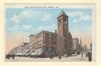 Main and Hammond Street, Bangor, Me., ca. 1920