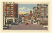 State Street. Bangor, ca. 1930