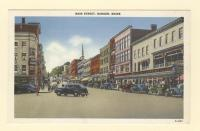 Main Street, Bangor, ca. 1940