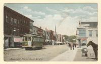 Waterville, Main Street, ca. 1910