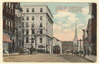 Congress Street, Portland, ca. 1910