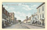 Main St., Oldtown, ca. 1910