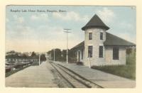 Rangeley Lake House Station, Rangeley, ca. 1910