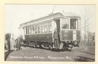 Aroostook Valley R.R. Car. Presque Isle, ca. 1939