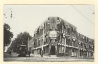 Calais Street Railway, Calais, ca. 1909