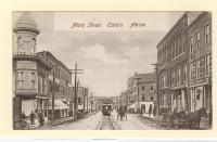 Main Street, Calais, ca. 1905