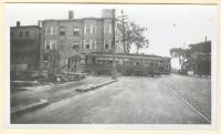 Portland Railroad trolley car, Portland, 1937