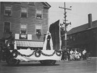 Parade Float, Saco, ca. 1918