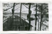 CCC crew, Sebago, ca. 1935