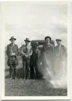CCC camp superintendents, Jefferson, 1935
