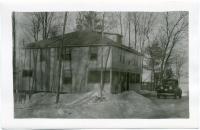 CCC camp, Sebago, 1934