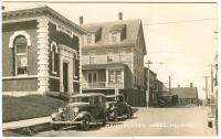 Water Street, Lubec, ca. 1934