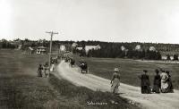 Hewes Point Road, Islesboro, 1909