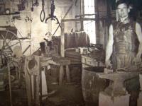 Blacksmith, Islesboro, ca. 1890