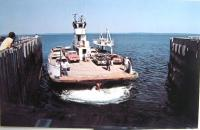 Governor Muskie Ferry, Lincolnville, ca. 1987