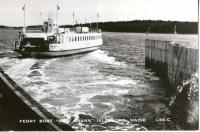 Governor Brann Ferry, ca. 1935