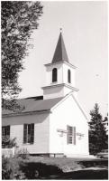 Free Will Baptist Church, Islesboro, ca. 1950