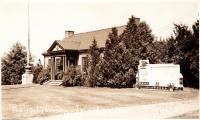 Alice L. Pendleton Library, Islesboro, ca. 1945