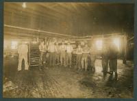 Sardine factory, North Lubec, ca. 1900