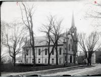 Congregational Church, Thomaston, ca. 1890