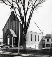 The Episcopal Church of St. John Baptist, Thomaston, ca. 1870
