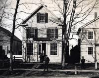 Wm. L. Fernald Store, Thomaston, 1870