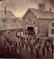 Eureka Engine Company No. 4, Thomaston, ca. 1878