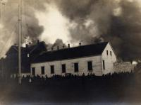 Prison Fire, Thomaston 1923