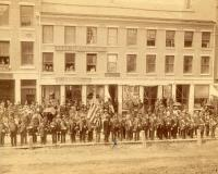 Memorial Day Parade, Thomaston, 1890