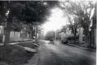 Looking East on Main Street, Thomaston, 1895