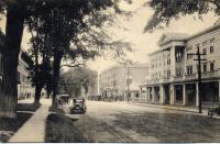 Main Street, Thomaston, 1928