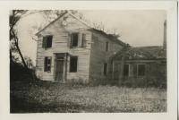 Jonathan Russ's house, Farmington, circa 1950