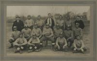 Farmington High School Football Team, ca. 1920