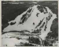 Titcomb Ski Slope, Farmington, ca. 1960