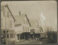 Lowell General Store, Farmington, circa 1914