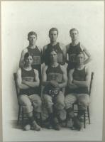 Farmington High School Basketball Team, 1911