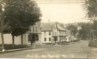 Main Street, West New Portland, circa 1900