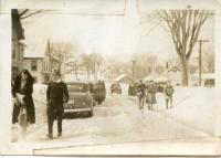 Main Street, West New Portland, ca. 1940