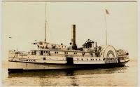 Penobscot steamship, Lubec, ca. 1910