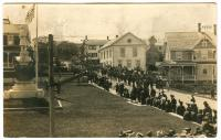 Parade, Lubec, ca. 1910