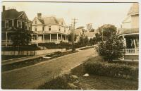 Main Street, Lubec, ca. 1915