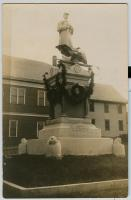Civil War Monument, Lubec, ca. 1908