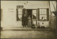 Hampden Highlands Post Office, ca. 1908